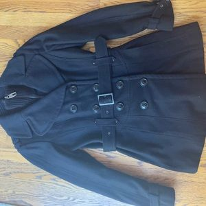 Miss Sixty Belted Coat